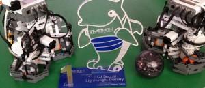 Equipo Los Galácticos (Soccer), Primer Lugar en Torneo Mexicano de Robótica 2014