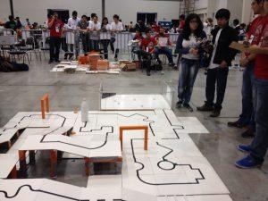 Galácticos RS en Torneo Mexicano de Robótica 2016