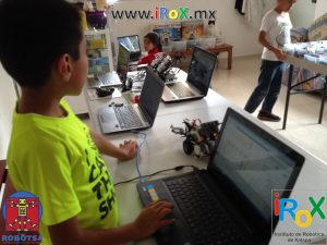 Curso robótica para niños y jóvenes
