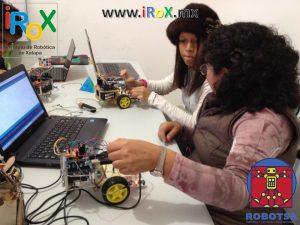 Curso Robótica con Arduino 2016