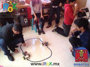 Curso Robótica con Arduino